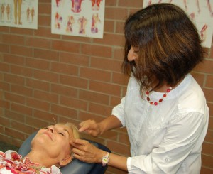 Acupuncture with Dr. Pamela Norley