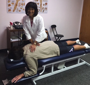 Chiropractic Adjustments with Dr. Pamela Norley